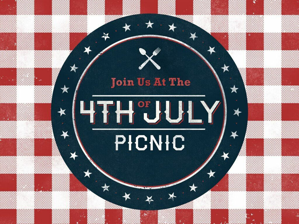 Fourth of July Picnic!