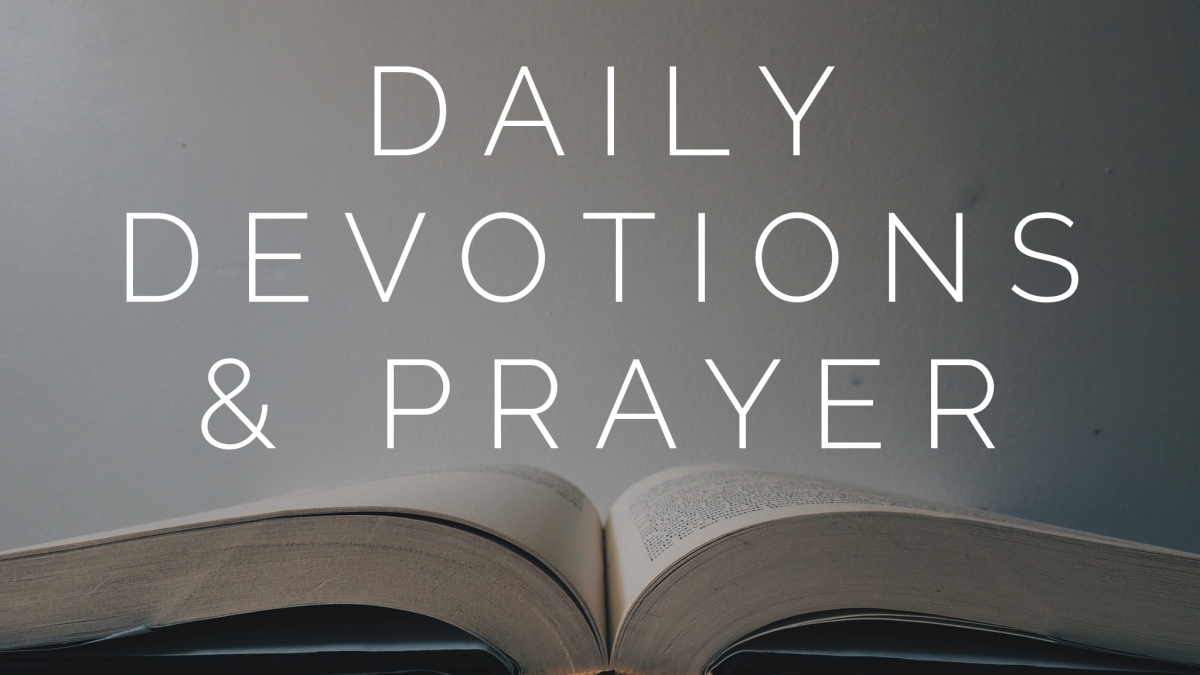 Daily Midday Devotional