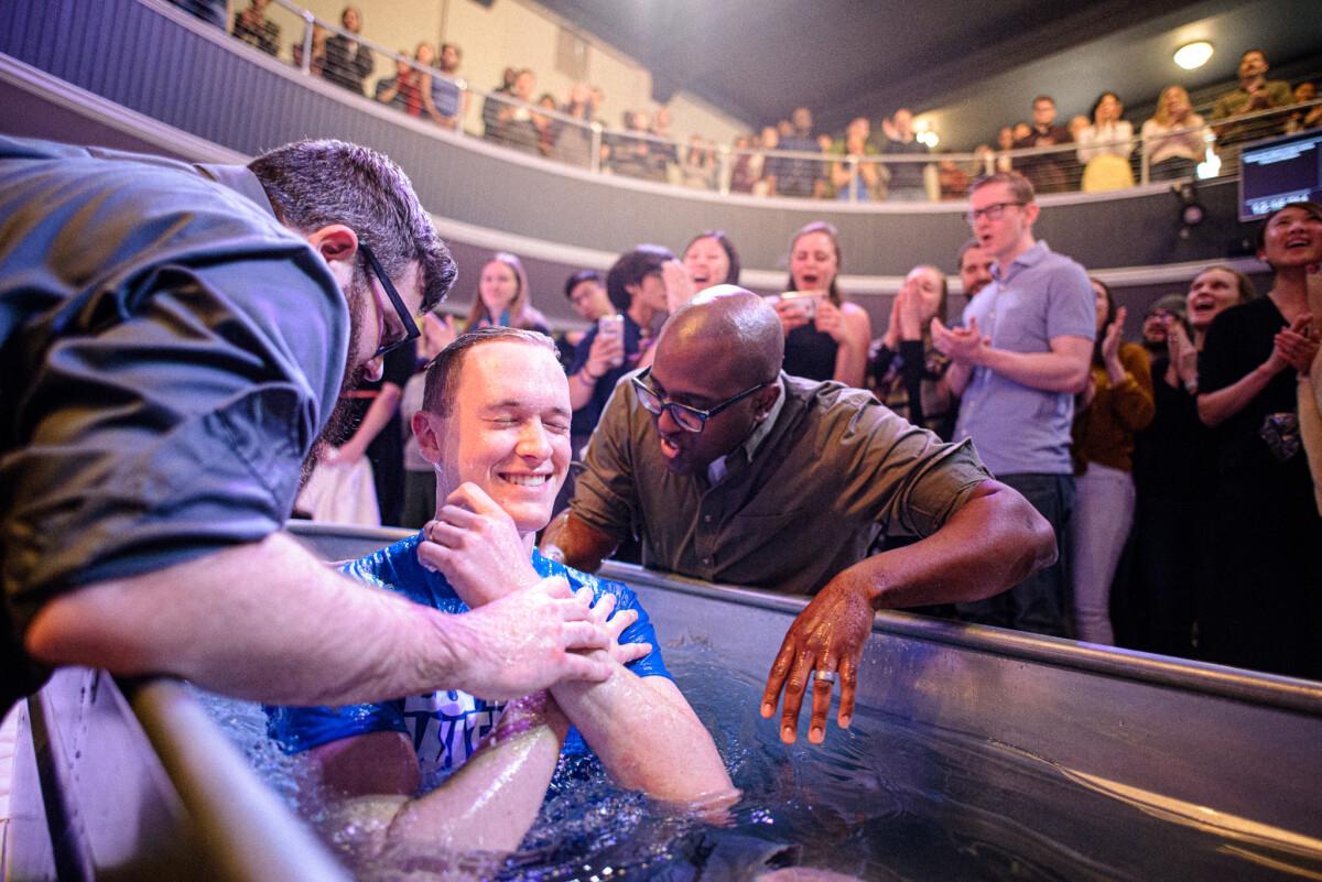 Baptism Livestream (Cambridge)